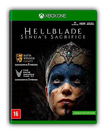 Hellblade: Senua's Sacrifice Xbox One Mídia Digital