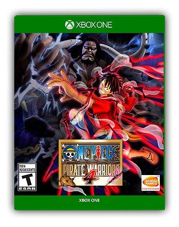 ONE PIECE PIRATE WARRIORS 4 Xbox One Mídia Digital