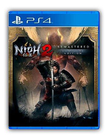Nioh 2 Remastered – A Edição Completa PS4 Mídia Digital
