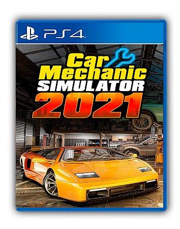 Car Mechanic Simulator 2021 PS4 Mídia Digital