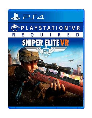 Sniper Elite VR Ps4 Mídia Digital
