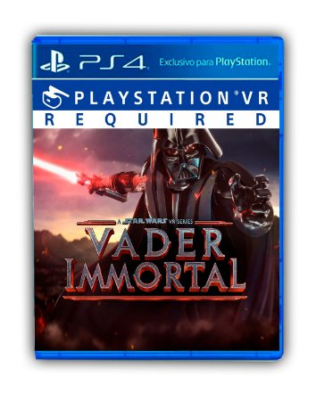 Vader Immortal: A Star Wars VR Series PS4 Mídia Digital