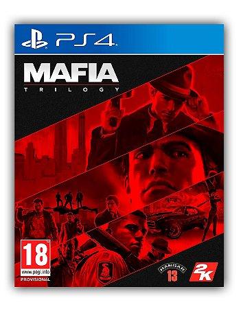Mafia: Trilogy PS4 Mídia Digital