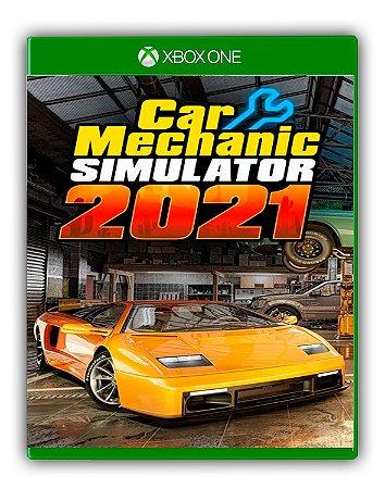 Car Mechanic Simulator 2021 Xbox One Mídia Digital