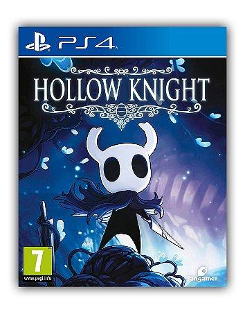 Hollow Knight Voidheart Edition Ps4 Mídia Digital