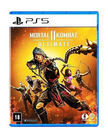 Mortal Kombat 11 Ultimate PS4 & PS5 Mídia Digital