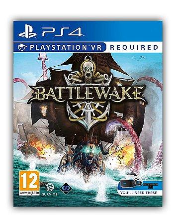 Battlewake PS4 Mídia Digital