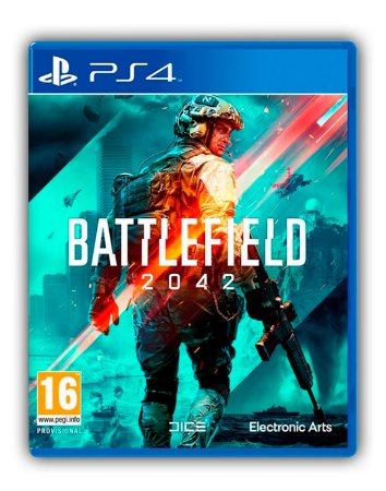 Battlefield 6 2042 PS4 Mídia Digital