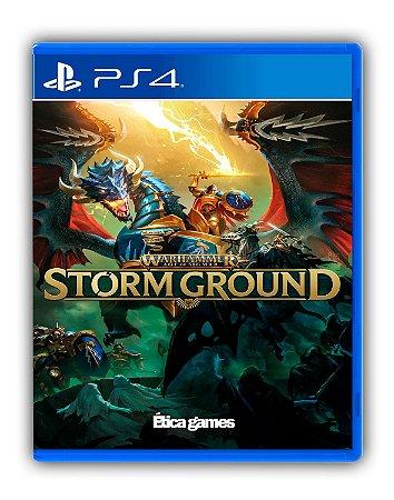 Warhammer Age of Sigmar: Storm Ground PS4 Mídia Digital