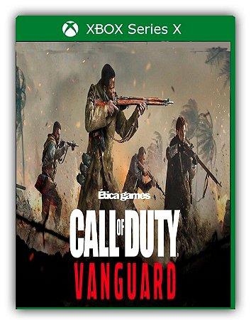 Call of Duty: Vanguard Xbox Series X|S Mídia Digital
