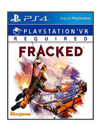 Fracked VR PS4 Mídia Digital