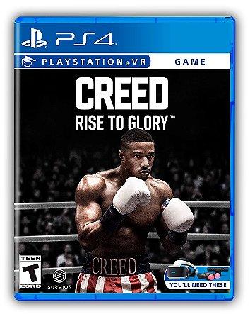 Creed Rise to Glory PS4 VR Mídia Digital