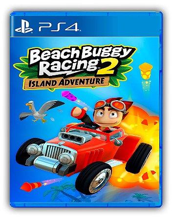 Beach Buggy Racing 2: Island Adventure PS4 Mídia Digital