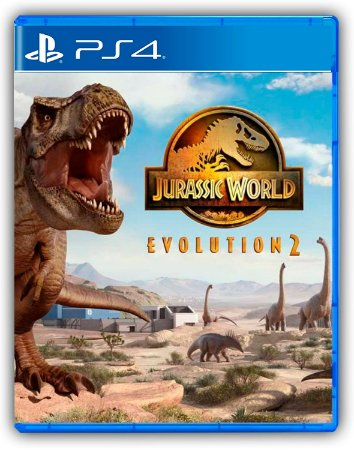 Jurassic World Evolution 2 PS4 Mídia Digital