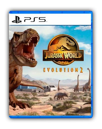 Jurassic World Evolution 2 PS5 Mídia Digital