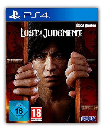 Lost Judgment PS4 Mídia Digital
