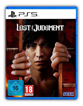 Lost Judgment PS5 Mídia Digital