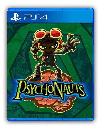 Psychonauts PS4 Mídia Digital