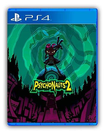 Psychonauts 2 PS4 Mídia Digital