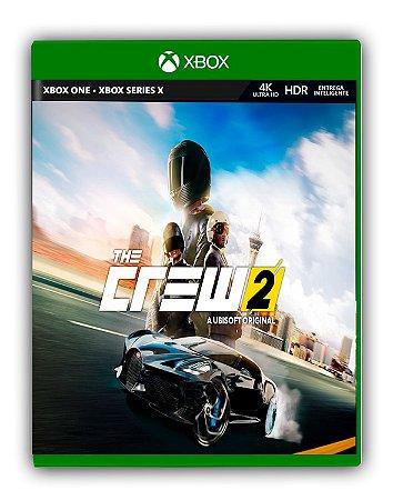 Jogo The Crew 2 Xbox One Mídia Digital