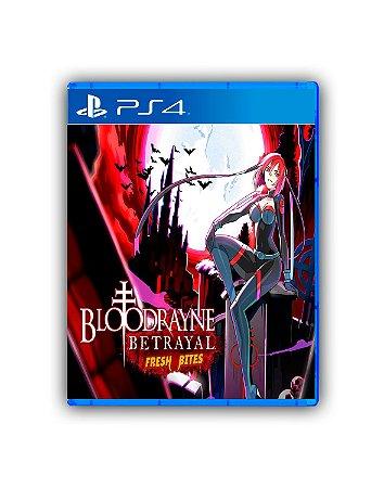 BloodRayne Betrayal: Fresh Bites Ps4 Mídia Digital