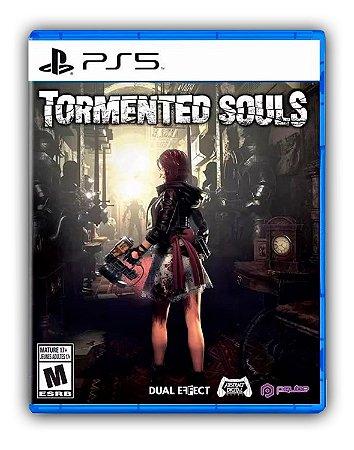 Tormented Souls PS5 Mídia Digital