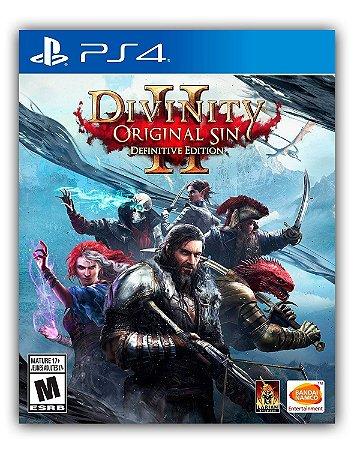 Divinity: Original Sin 2 - Definitive Edition PS4 Mídia Digital