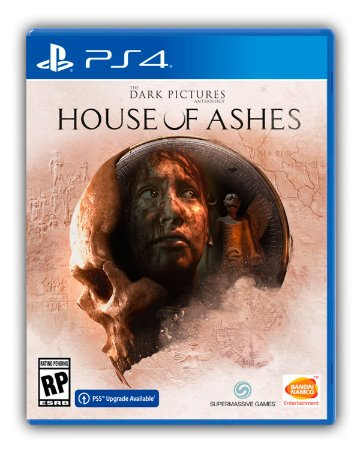 The Dark Pictures Anthology: House of Ashes PS4 Mídia Digital