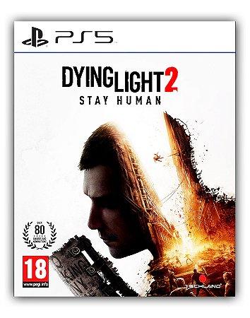 Dying Light 2 Stay Human PS5 Mídia Digital