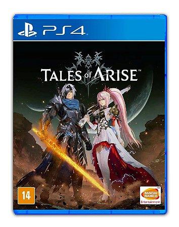 Tales of Arise PS4 Mídia Digital