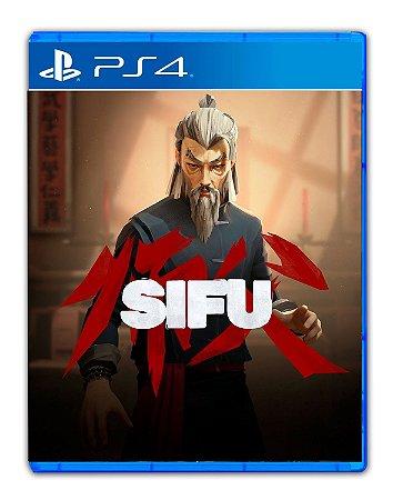 Sifu PS4 Mídia Digital
