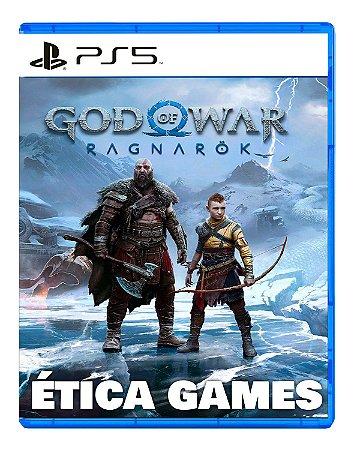 God of War Ragnarök PS5 Mídia Digital