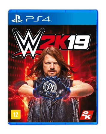 WWE 2K19 PS4 Mídia Digital