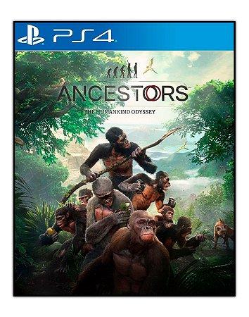 Ancestors: The Humankind Odyssey Ps4 Mídia Digital