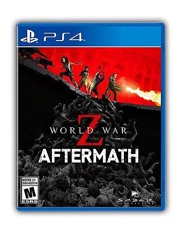 World War Z: Aftermath PS4 Mídia Digital