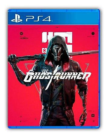 Ghostrunner PS4 Mídia Digital