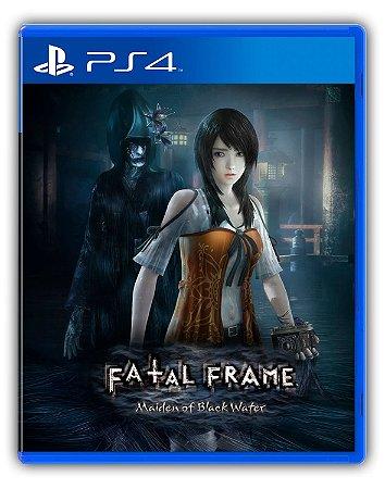 FATAL FRAME: Maiden of Black Water PS4 Mídia Digital