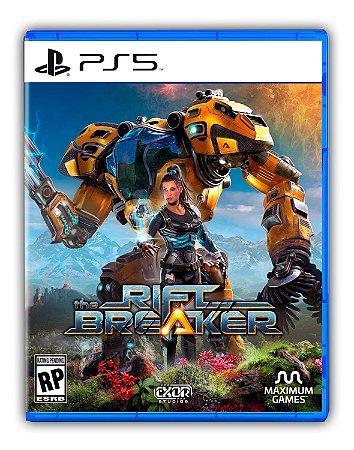 The Riftbreaker PS5 Mídia Digital