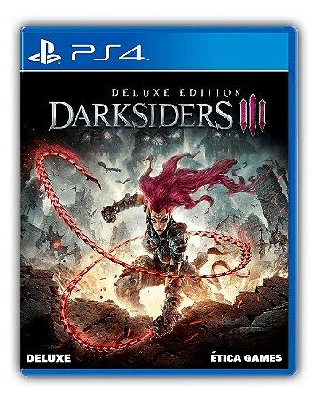 Darksiders 3 III Digital Deluxe Edition PS4 Mídia Digital