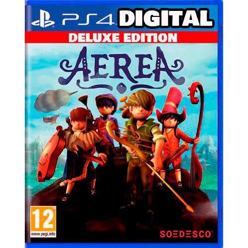 Aerea Deluxe Edition - Ps4 - Midia Digital