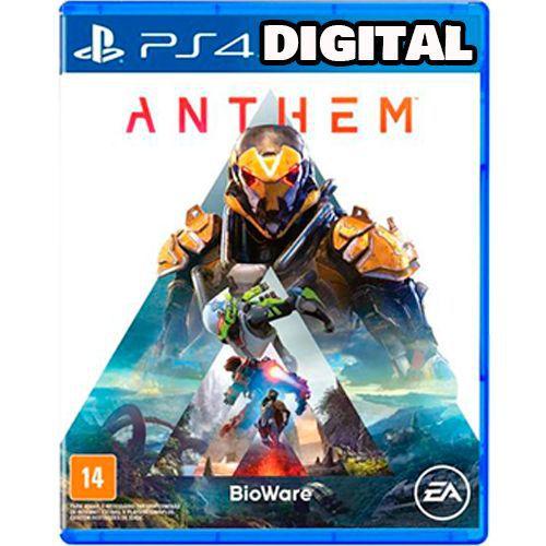 Anthem Edição Standard - PS4 - Midia Digital