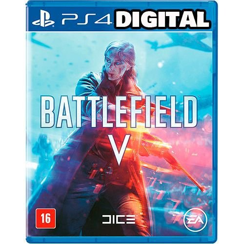 Battlefield 5 V PS4 - Midia Digital