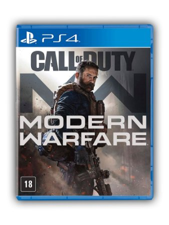 Call Of Duty: Modern Warfare - PS4 - Mídia Digital