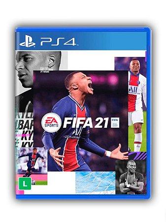Fifa 21 - Ps4 - Ps5 - Mídia Digital