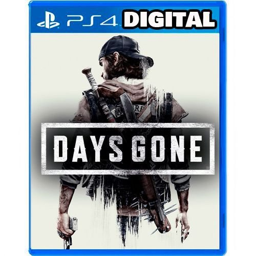 Days gone - PS4 - Midia Digital
