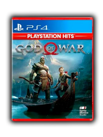 God Of War - PS4 - Mídia Digital