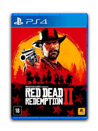 Red Dead Redemption 2 - PS4 - Mídia Digital
