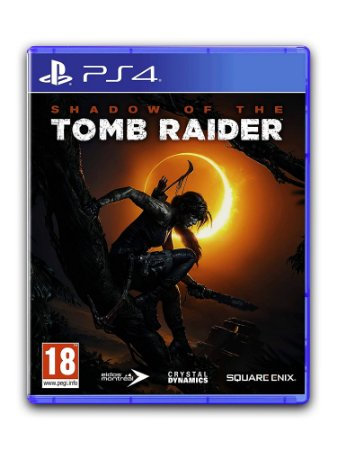 Shadow Of The Tomb Raider - PS4 - Mídia Digital