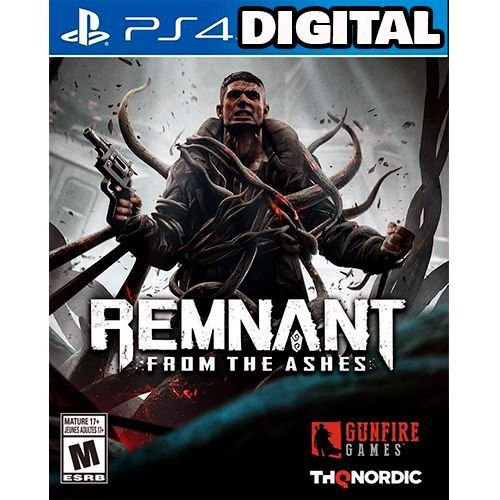 Remnant: From the Ashes - Ps4 - Midia Digital
