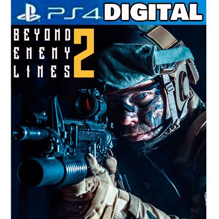 Beyond Enemy Lines 2 - Ps4 - Midia Digital